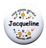 Childrens Button Badges